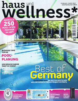 Lotos Innenarchitektur - Sabine Weber - Artikel in Haus und Wellness