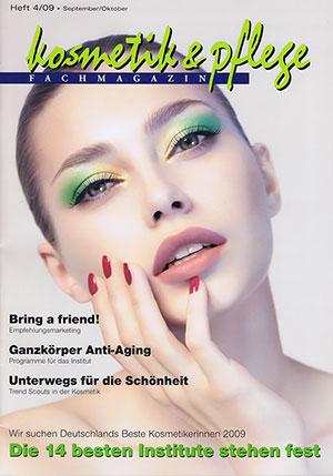 Lotos Innenarchitektur - Sabine Weber - Alles im Fluss - Feng Shui in Kosmetikinstituten