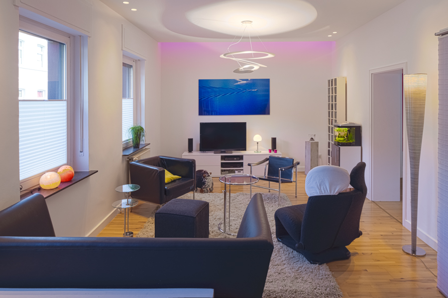 Wohnen lotos innenarchitektur for Innenarchitektur anforderungen