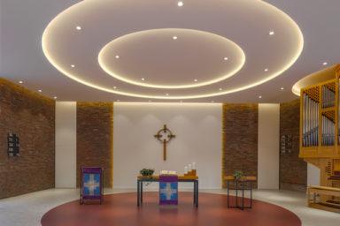 Lotos-Innenarchitektur-Sabine_Weber-Kirche-Tr