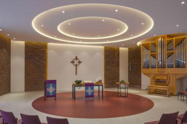 Lotos Innenarchitektur - Sabine Weber Kirche