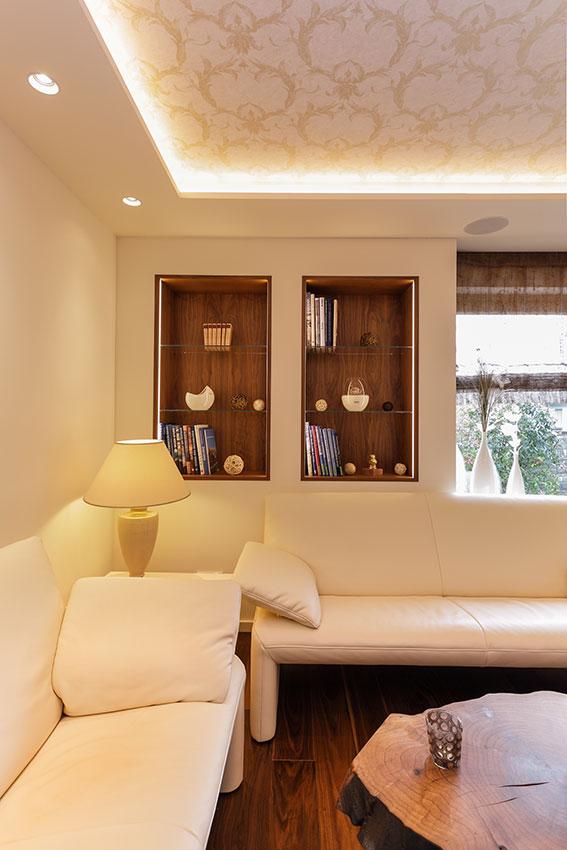 umbau eines ess und wohnbereichs in troisdorf spich lotos innenarchitektur. Black Bedroom Furniture Sets. Home Design Ideas